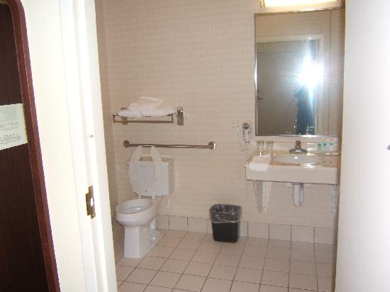 Clean Bathroom Picture Of Springhill Suites Hershey Near The Park