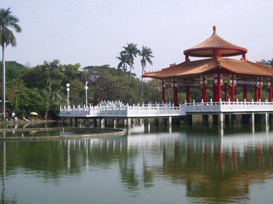 Tainan Park : のんびり過ごせます