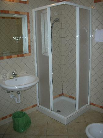 Suitehotel Residence Kaly : Il bagno