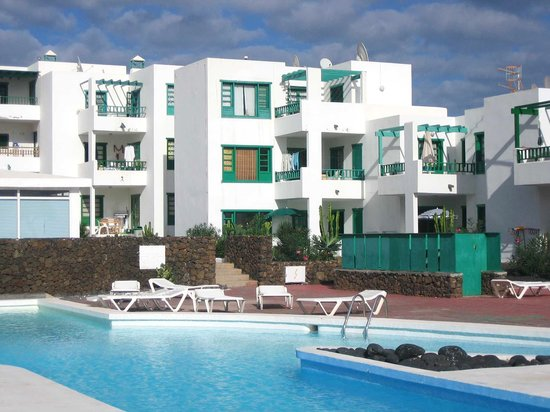 Photo of Tuscan Apartments Costa Teguise