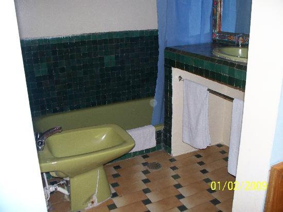 Hotel Batha: bidet