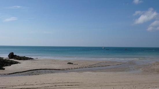 Anda Lanta Resort: Der Strand