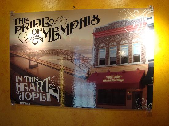 Hackett Hot Wings: Memphis in Joplin