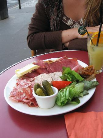 Farmhouse Plate at Chez Felicie - Photo de Felicie, Paris - TripAdvisor
