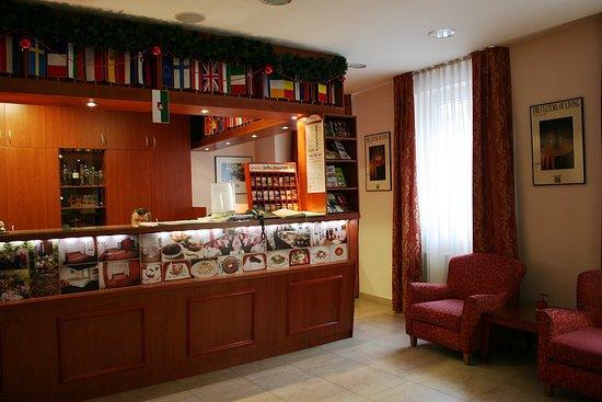 Pri Mraku Guesthouse: Reception-PriMraku