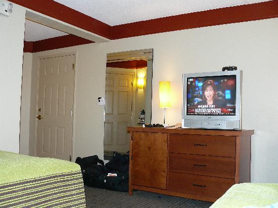 La Quinta Inn & Suites Dallas Plano West: Zimmer
