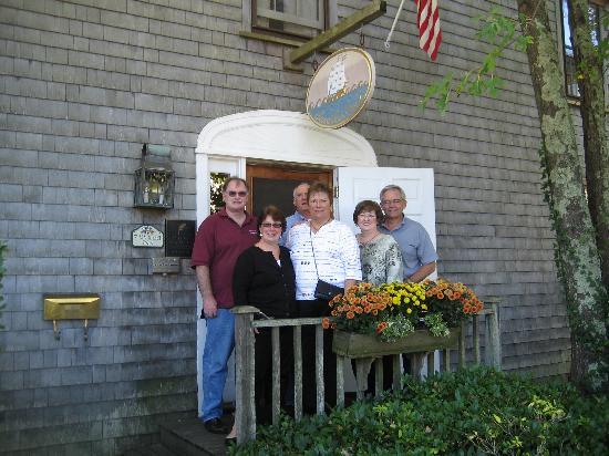 Seven Sea Street Inn: At the Seven Sea St. Inn, Oct 08