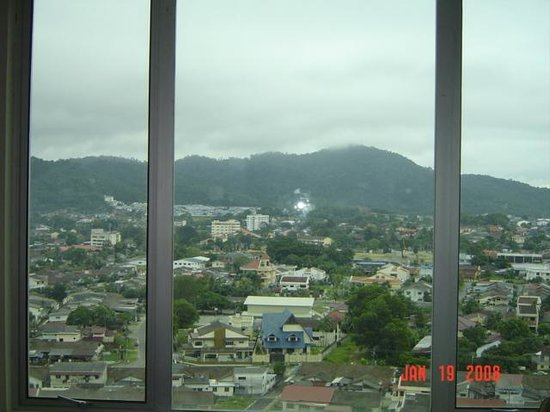 The Katerina Hotel: View from our family suite