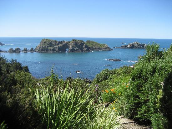 The Harbor House Inn: view