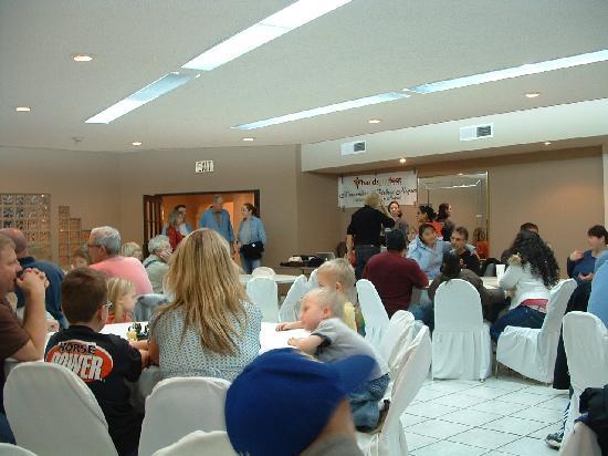 Quality Inn Piedras Negras: Conference Room