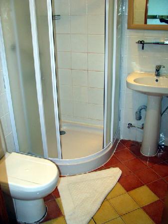 my bathroom at the Hotel Mirhav. my bathroom at the Hotel Mirhav   Picture of Hotel Mirhav  Goris