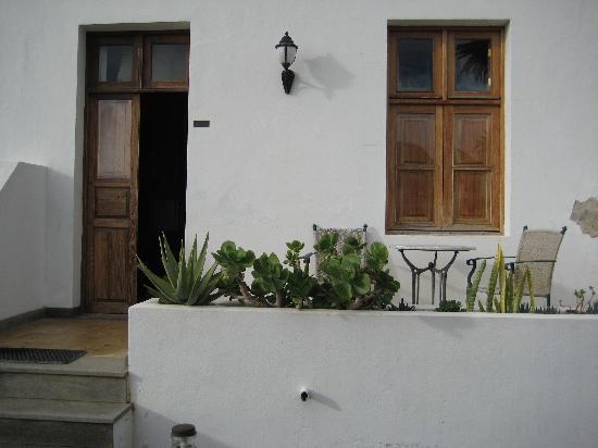 Villa Lola y Juan : La habitación donde nos alojamos