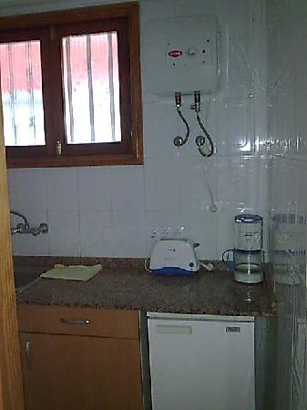 Apartamentos Strelitzias : Toast Coffee Fridge