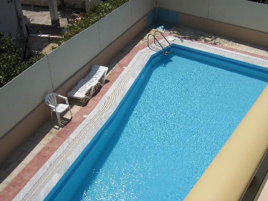 Hotel Theonia: pool
