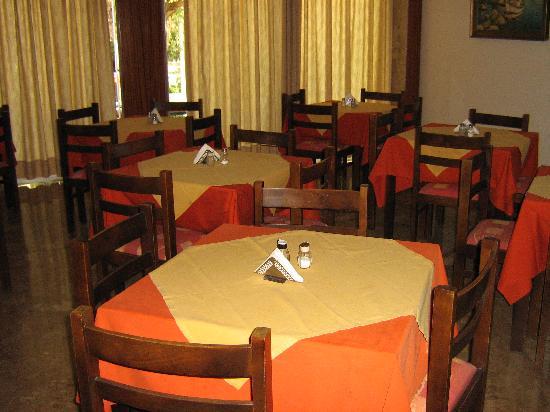 Hotel Theonia: restaurant