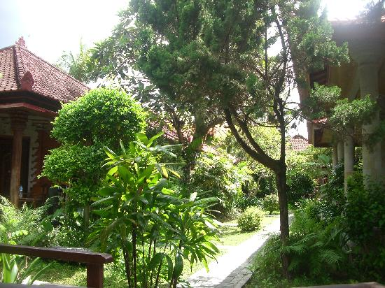 Sukun Bali Cottages: territory