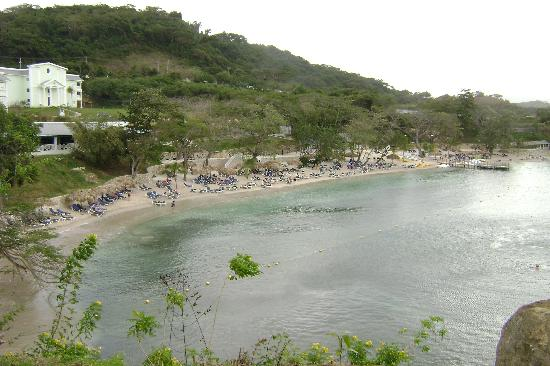 Sunset Cove From Lookout Point Picture Of Grand Palladium