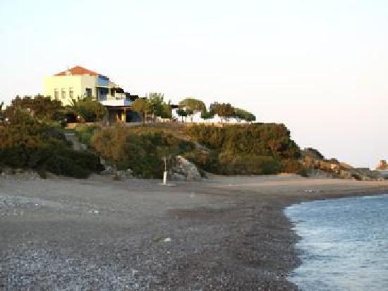 Paraktio Beach Apartments: Paraktio beach Rhodos
