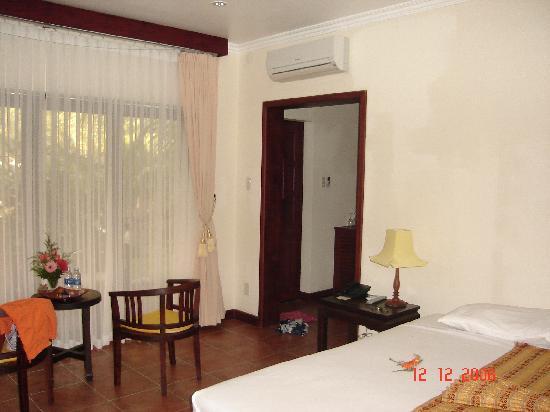 Bedroom Cham Villas