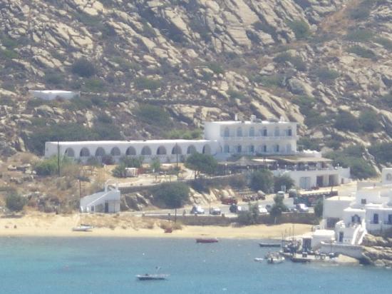 Hotel Ios Plage: un petit paradis