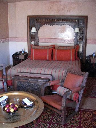 Riad Fes - Relais & Chateaux: Bedroom