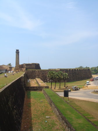 ‪Old Town of Galle and its Fortifications‬