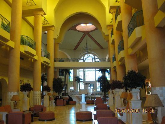 Carthage Thalasso : Hotel hall