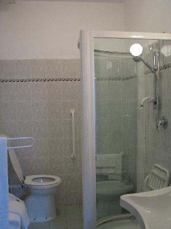 Locanda di Firenze: Bathroom