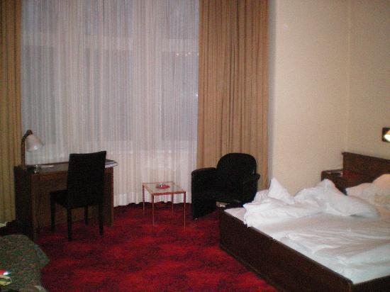 Hotel Furstenhof: Rooom 17