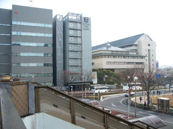 Comfort Hotel Narita: Hotel Exterior