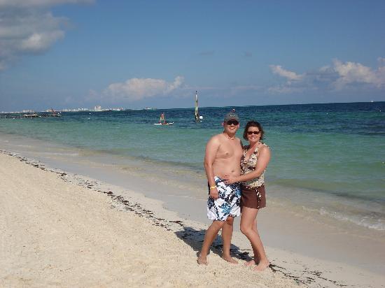 Moon Palace Cancun Beach