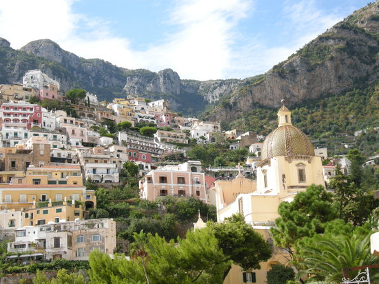 Fusion/Eclectic Restaurants in Positano