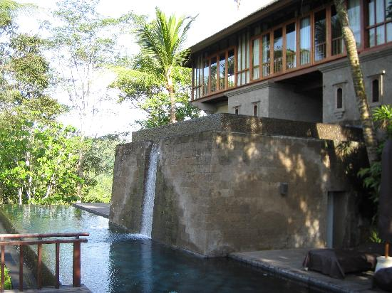 COMO Shambhala Estate: one of the room's private pool