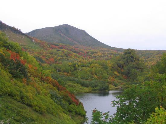 上川町, 北海道, 高原沼と緑岳