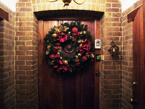 Barrington Lodge: The Front Door