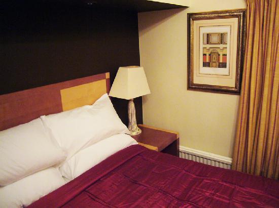Barrington Lodge: My Double Room