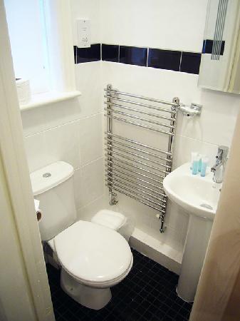 Barrington Lodge: The Bathroom