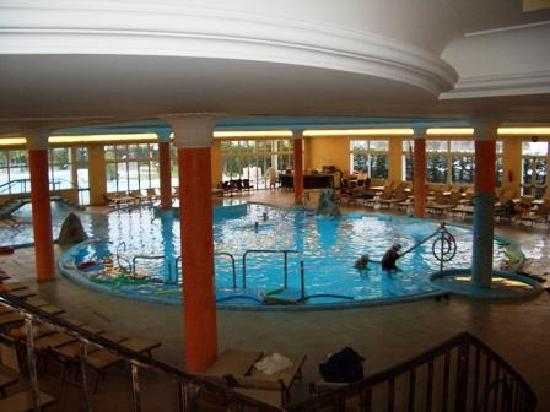 Hotel All'Alba: Piscina Interna