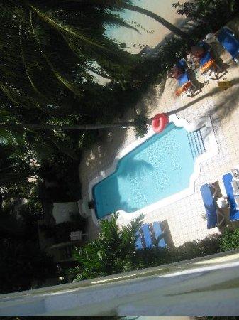 Escape Hotel And Spa: the children's pool