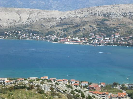 Restaurantes: Island of Pag
