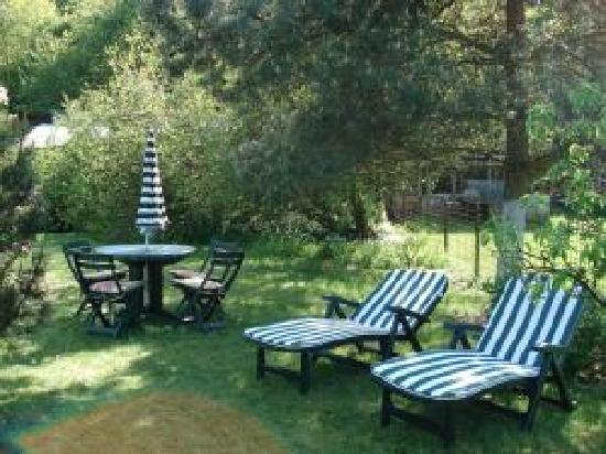 A l'Oree du Bois : Jardin