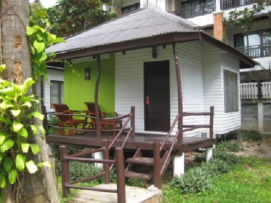 Samui Island Beach Resort and Hotel: Example of the accomodation