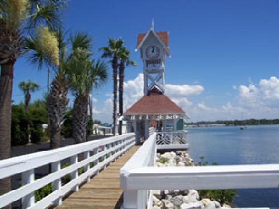 Anna Maria Island, FL: bridge street pier