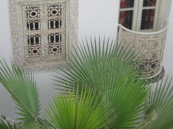 Riad Vert Marrakech: From the roof