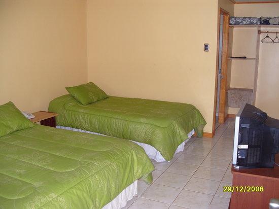 Hotel Tiare Pacific: Todas las habitaciones con baño privado