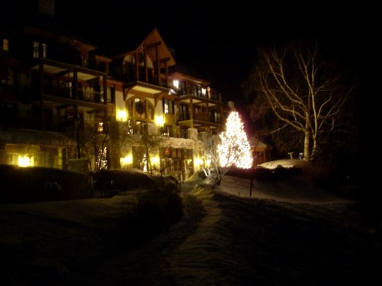 Hotel Quintessence: NIGHT TIME