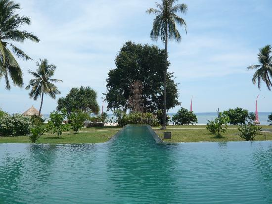Hotel Tugu Lombok: The best pool in the world