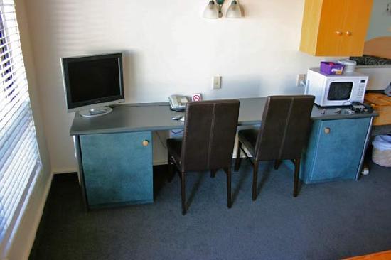 Pacific Harbour Motor Inn: Lounge