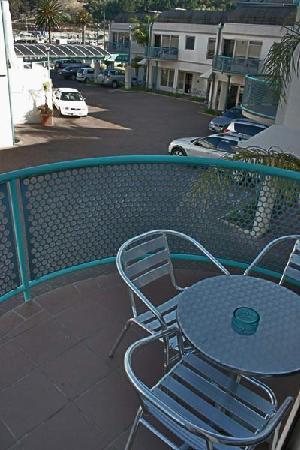 Pacific Harbour Motor Inn: Balcony