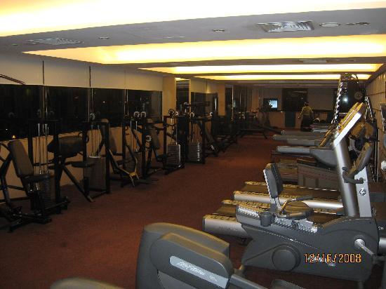 Gym Picture Of Royal Park Hotel Hong Kong Tripadvisor